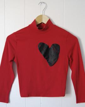 BATOWL HEART TOP